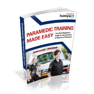 Paramedic Training Spot eBook
