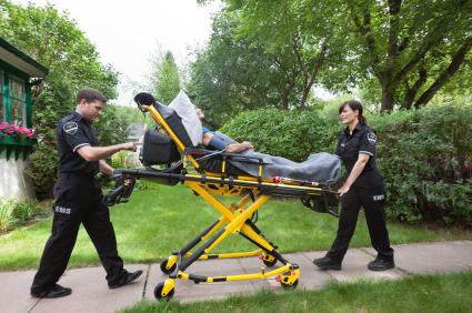 Paramedic Jobs Abroad