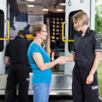 What is the Standard Paramedic Uniform?