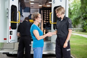 Paramedic Uniform Standards in EMS