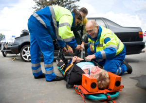 Find out what certifications you need to become a working flight medic